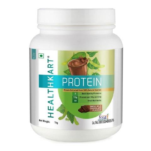 Healthkart Protein (1Kg, Chocolate)