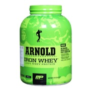 Arnold Schwarzenegger Series Iron Whey,  5 lb  Vanilla