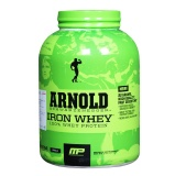 Arnold Schwarzenegger Series Iron Whey,  5 lb  Strawberry Banana