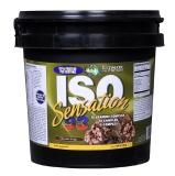 Ultimate Nutrition ISO Sensation 93,  2 Lb  Cafe Brazil