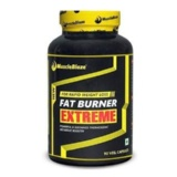MuscleBlaze Fat Burner Extreme,  90 veggie capsule(s)  Unflavoured