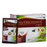 Nutricharge S&F Nutritional Shake Mix,  0.6 kg  Delicious Chocolate