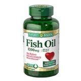 Nature's Bounty Fish Oil (1200 Mg),  180 Softgels