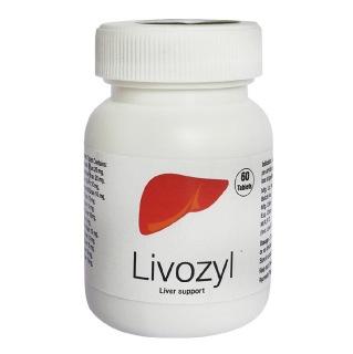 Herbs WellBeing Livozyl,  60 tablet(s)