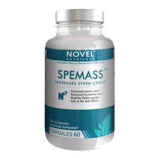 Novel Nutrients Spemass (450 mg),  60 capsules