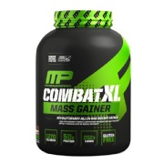 MusclePharm Combat XL Mass Gainer,  6 lb  Chocolate
