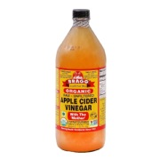Bragg Apple Cider Vinegar,  0.946 L  Unflavoured