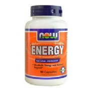 Now Energy,  Unflavoured  90 capsules