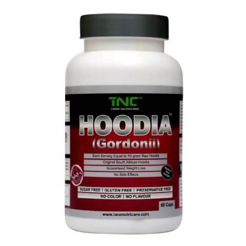 Tara Nutricare Hoodia Gordonii,  60 capsules  Unflavoured