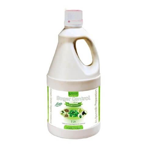 Bhumija Sugar Control Juice,  Natural  1 L