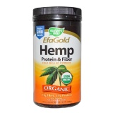 Nature's Way EFAGold Hemp Protein and Fiber,  0.45 kg  Unflavoured
