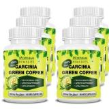 Morpheme Remedies Garcinia Green Coffee (500mg) Buy 3 Get 3 Free,  90 Veggie Capsule(s)