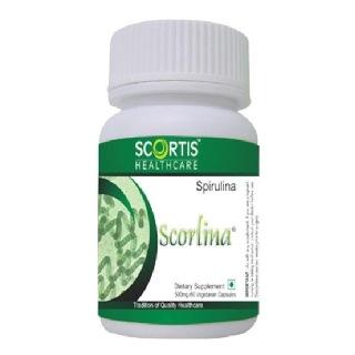 Scortis Scorlina (500 mg),  60 capsules