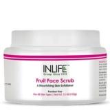 INLIFE Face Scrub,  100 G  Natural Fruit
