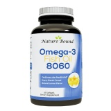 Nature Bound Omega 3 Fish Oil,  60 Softgels