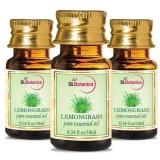 St.Botanica Pure Essential Oil,  3 Piece(s)/Pack  Lemon Grass