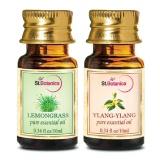 St.Botanica Pure Essential Oil,  20 Ml  Lemongrass + Ylang-Ylang