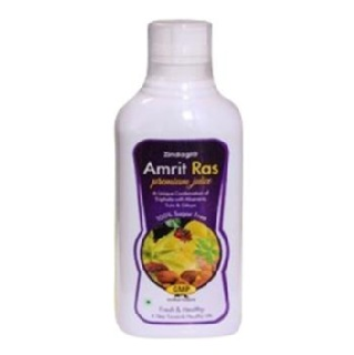Zindagi Amrit Ras Juice,  Natural  500 ml