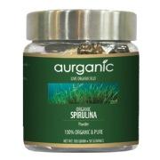 Aurganic Spirulina Powder,  0.1 kg