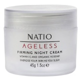 Natio Ageless Firming Night Cream,  45 G  Vitamin C