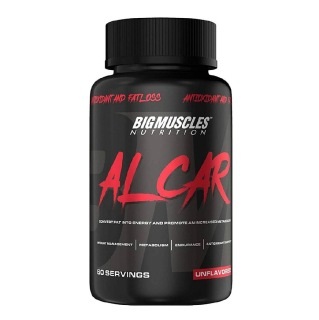 Big Muscles ALCAR,  60 tablet(s)  Unflavoured