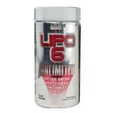 Nutrex Lipo-6 Unlimited Powder,  0.3 Lb  Fruit Punch