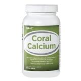 GNC CORAL CALCIUM,  60 Capsules  Unflavour