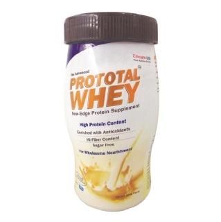 Emcure Uth Prototal Whey Protein Powder, 0.44 lb Vanilla ...