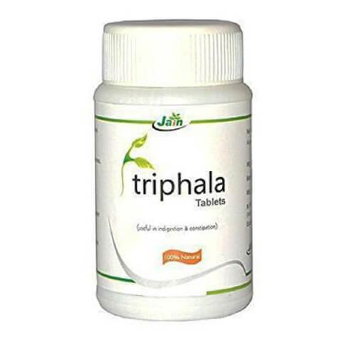 Jain Triphala,  1000 tablet(s)