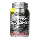 MuscleTech Platinum 100% Iso Whey,  1.75 Lb  Strawberry Shortcake