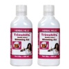 Herbal Hills Trimohills Health Juice (Combo),  Natural  0.5 L