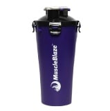 MuscleBlaze Hydra Shaker,  Black Cap  600 Ml