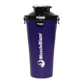 MuscleBlaze Hydra Shaker,  Black Cap  600 Ml