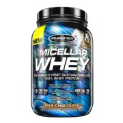 MuscleTech Micellar Whey Protein,  2 lb  Chocolate