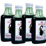 Wheezal Arnica Hair Treatment (Pack Of 4),  Anti Hair Fall  110 Ml