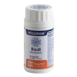 Biogetica Radi,  60 capsules