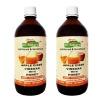 Dr. Patkar's Apple Cider Vinegar (Pack of 2),  1 L  Honey