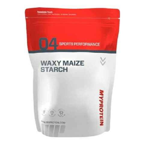Myprotein Waxy Maize Starch,  2.2 lb  Unflavoured