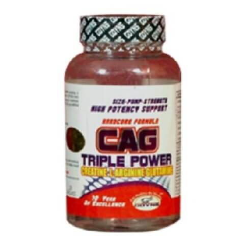 GDYNS CAG Triple Power,  90 capsules  Unflavoured