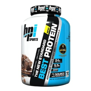 BPI Sports Best Protein,  5 lb  Chocolate Brownie