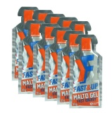 Fast & Up Malto Gel Fast Energy (Pack Of 10),  30 G  Orange