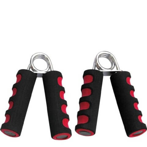 KOBO Foam Hand Grip (HG-5),  Black & Red