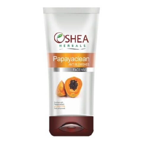 Oshea Herbals Papayaclean Face Wash,  80 ml  Anti Blemishes