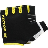 Vector X 580 Fitness Gloves,  Black & Yellow  XL