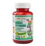 Vitamin Friends Multivitamin Vegetarian Gummies,  Grape  90 Gummies