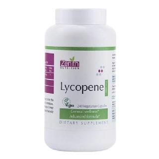 Zenith Nutrition Lycopene -10000,  240 capsules