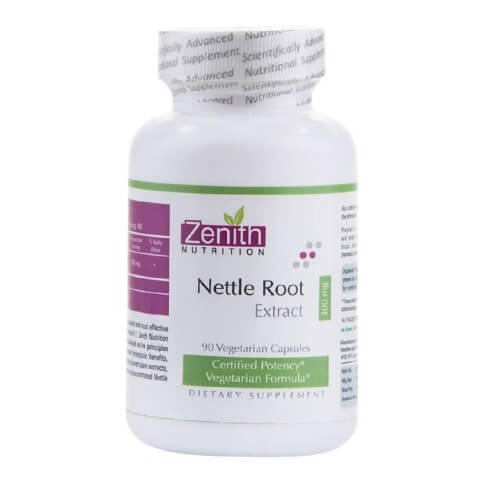 Zenith Nutrition Nettle Root Extract (300 mg),  90 veggie capsule(s)