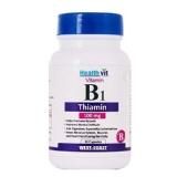 Healthvit Vitamin B1 Thiamin (100 Mg),  Unflavoured  60 Capsules