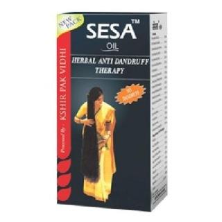 Sesa Herbal Anti Dandruff Therapy,  Anti Dandruff  90 Ml
