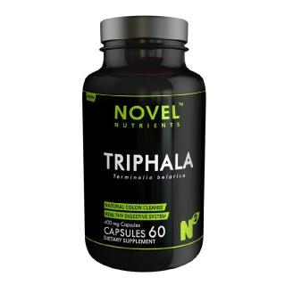Novel Nutrients Triphala (400 mg),  60 capsules